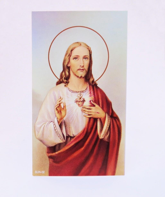 0bc9e6f6e60 Santitos-Sagrado Corazon (Valor por docena) - Recuerdos Panem
